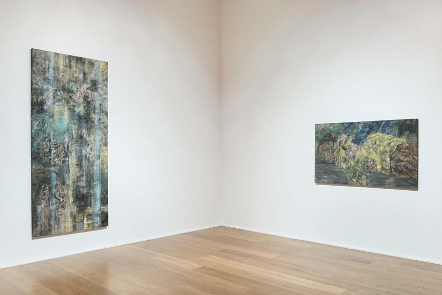 Leon Golub at Hauser & Wirth
