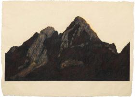 Alpenglow by Jon Bird