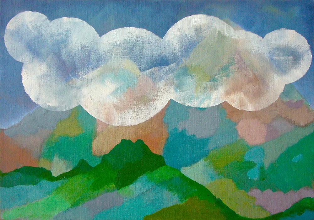 Cloud Cuckooland by Jon Bird