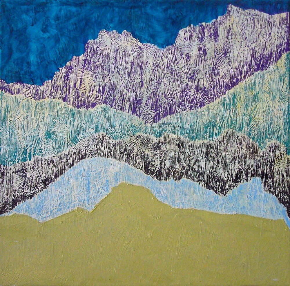 Mountains on my Mind by Jon Bird