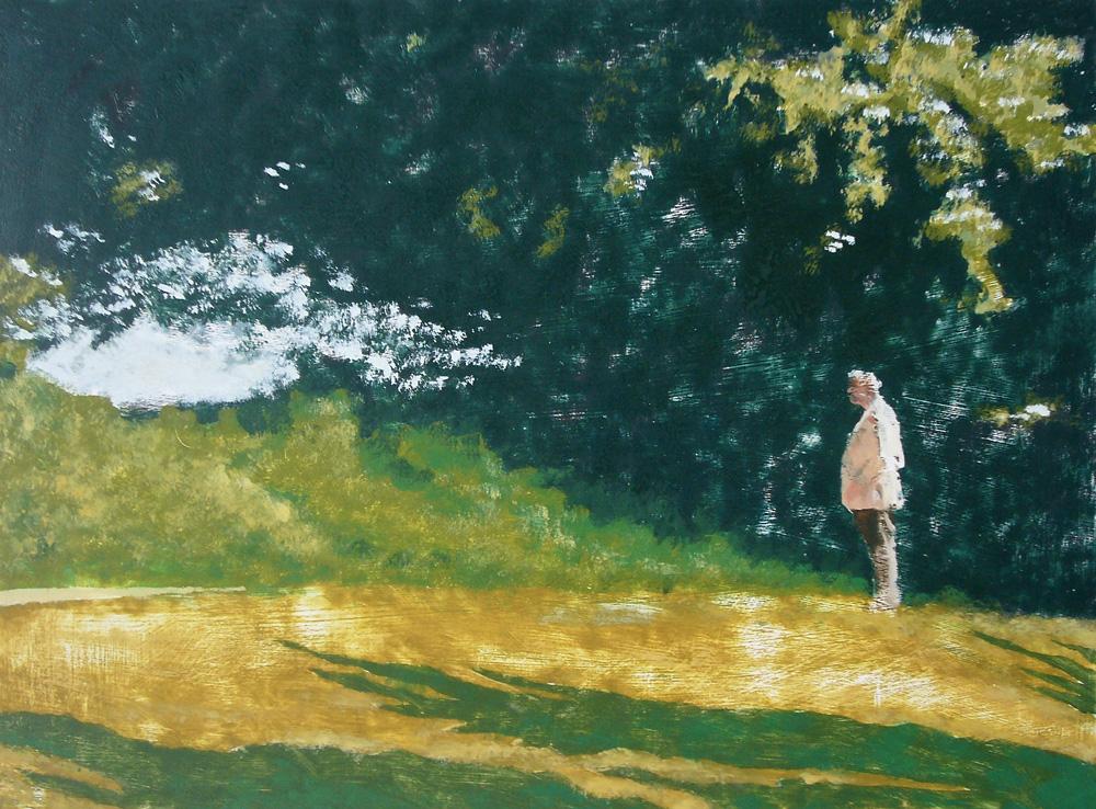 The Watcher by Jon Bird
