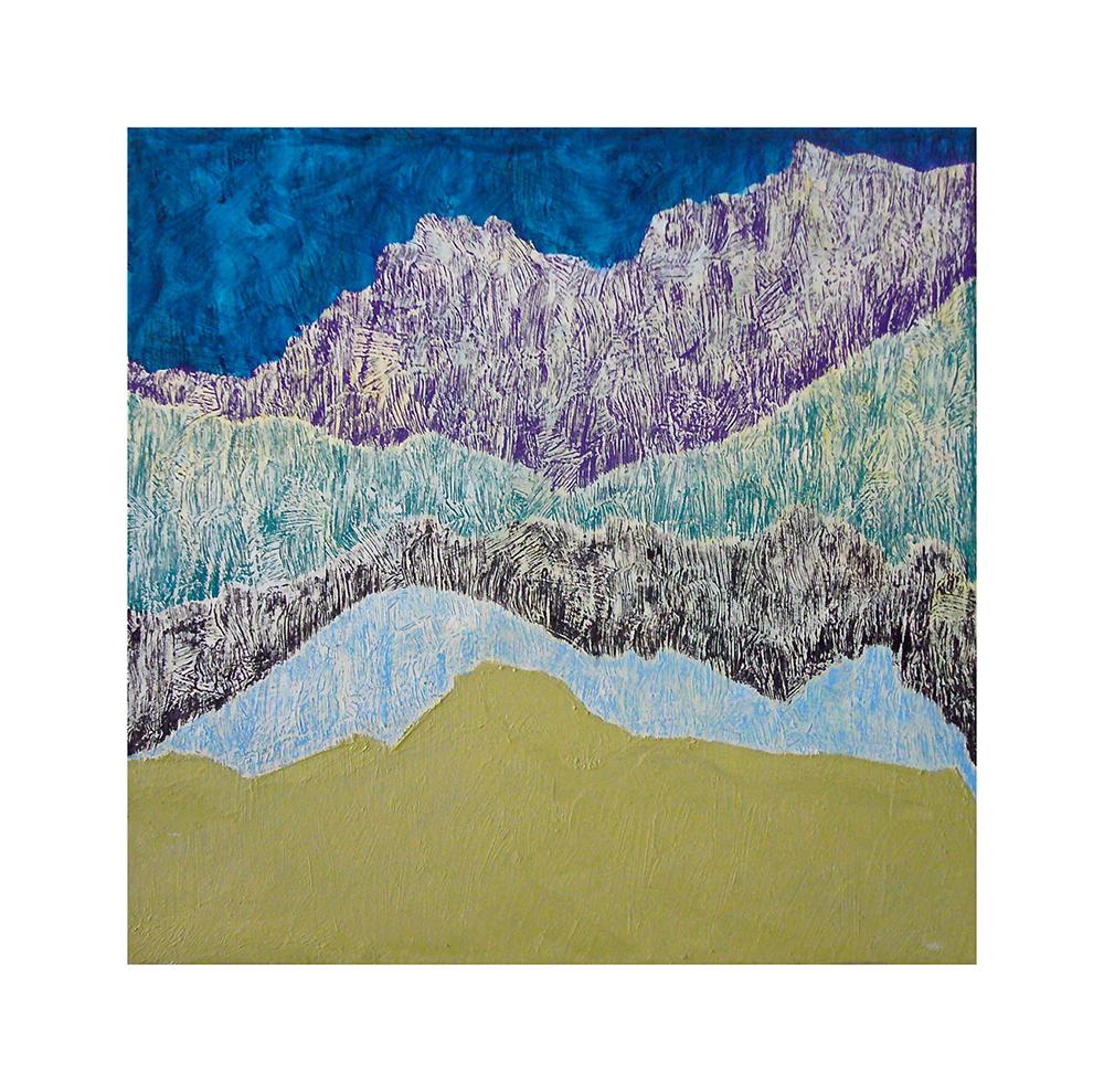 Cataclastic landscape by Jon Bird