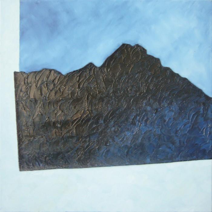 Mountain Blue by Jon Bird