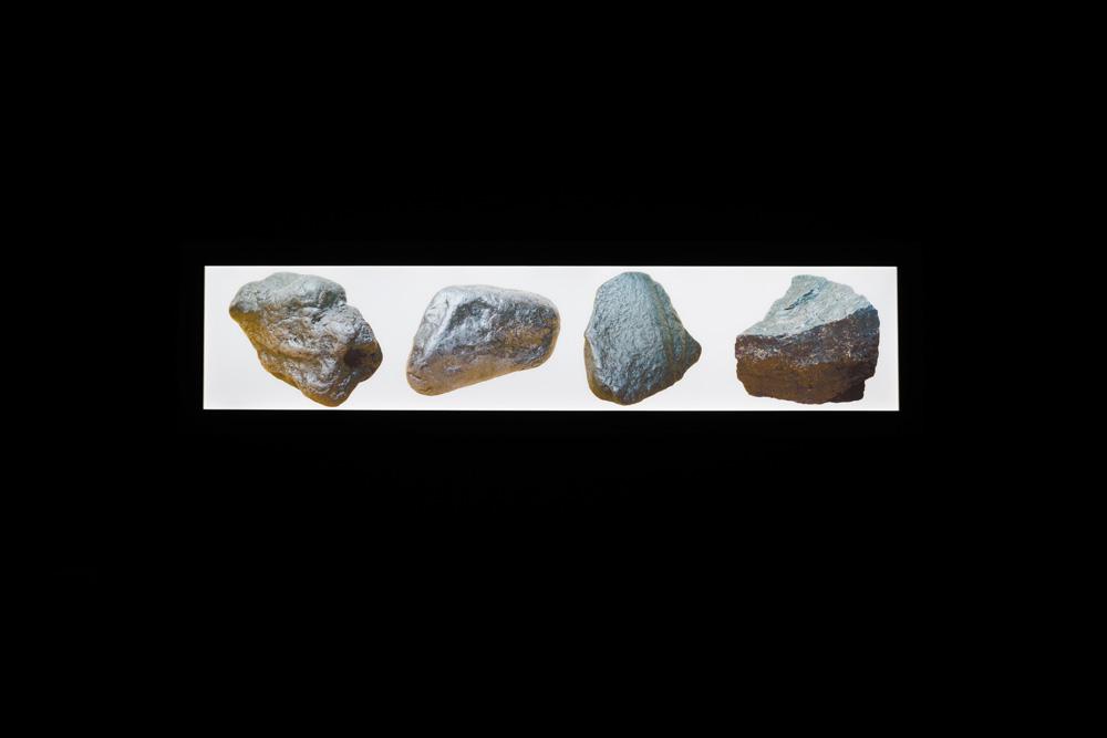 Four Rocks by Jon Bird