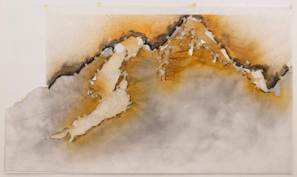 Alpenglow Transparency 2 by Jon Bird
