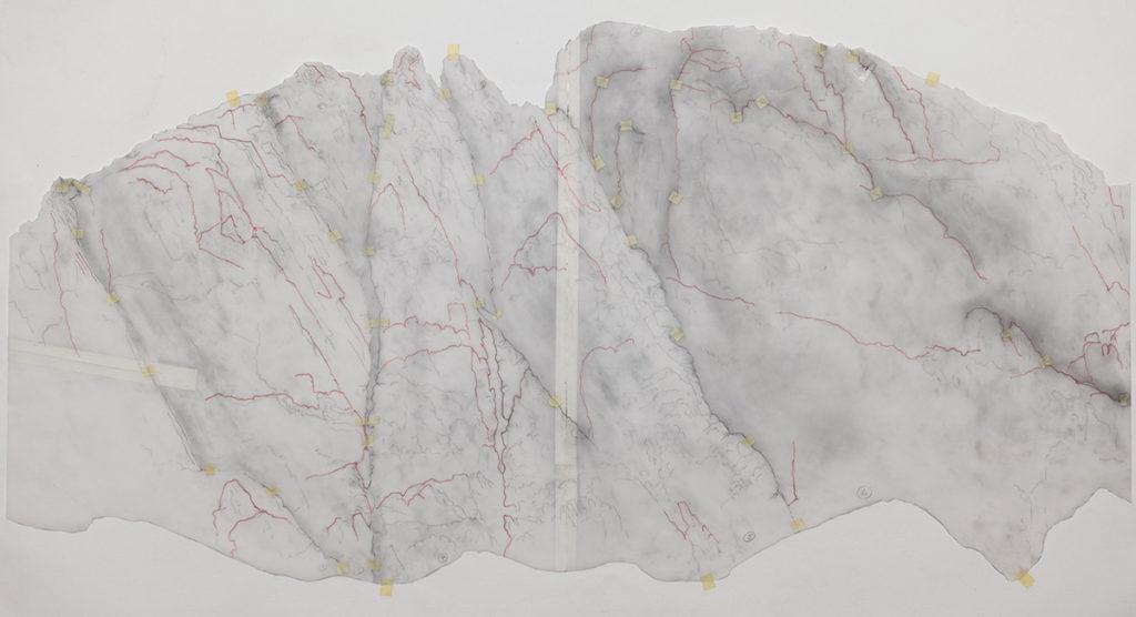 Black Mountain Transparency by Jon Bird