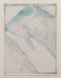 Untitled (Mountain) Transparency by Jon Bird.