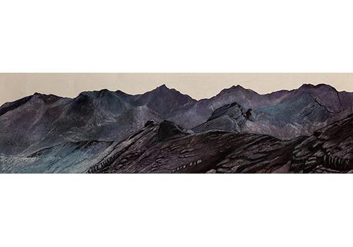 Cullin Ridge by Jon Bird