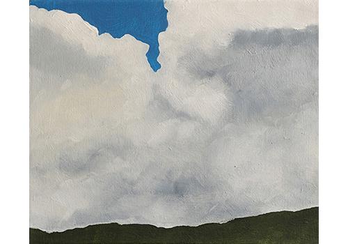 Untitled (Cloud) by Jon Bird
