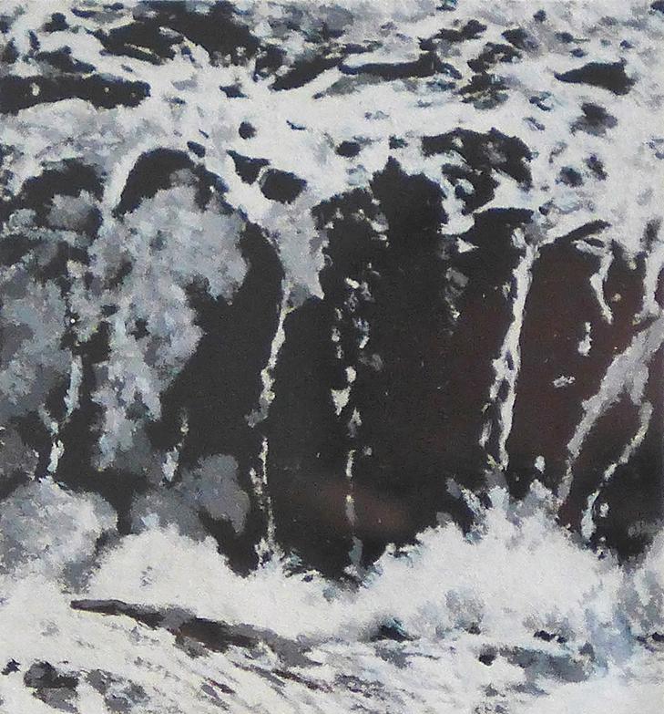 Small Sea No.8 by Jon Bird.