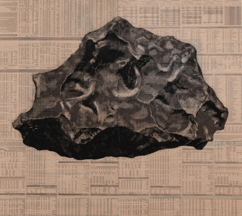 The Last Rock from the Sun by Jon Bird