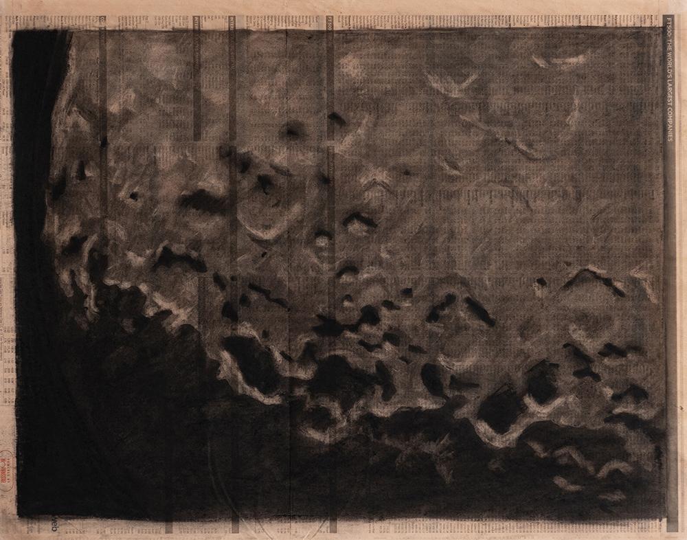 Moon by Jon Bird