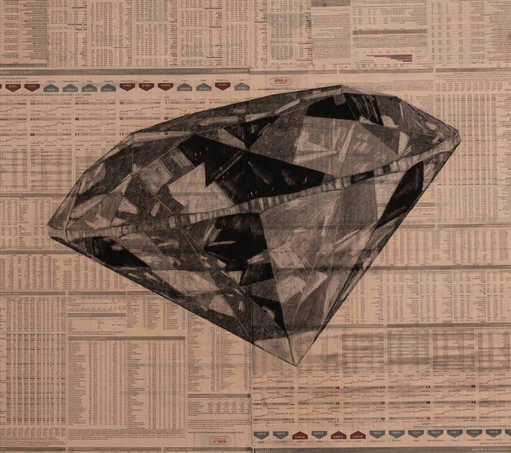 Diamond by Jon Bird