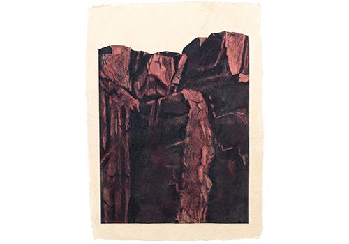 Red Rock by Jon Bird
