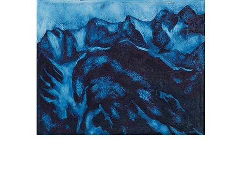 The Blue Mountains by Jon Bird.