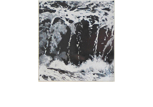 Small Sea No.8 by Jon Bird